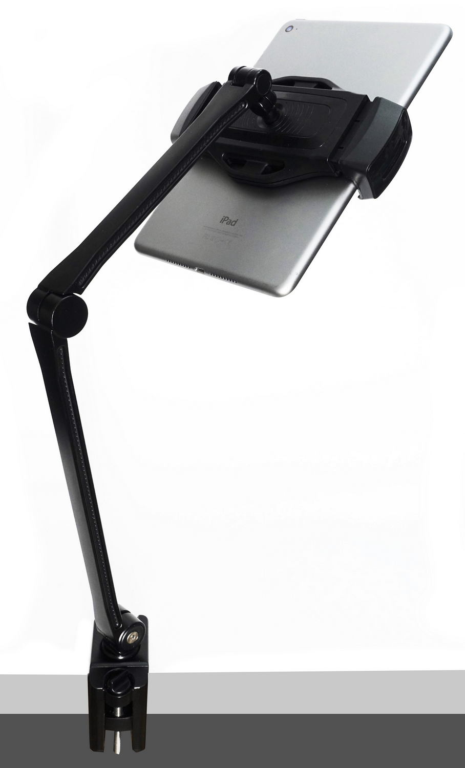 Armbot Jr 2 0 Ipad Tablet Mount With C Clamp